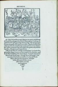 "Francesco Colonna's ""Hypnerotomachia Poliphili,"" printed by Aldus Manutius in Venice"