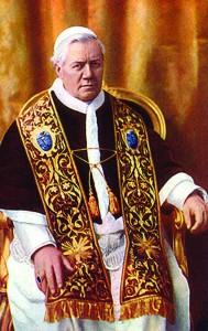 PAPA San Pio X  x