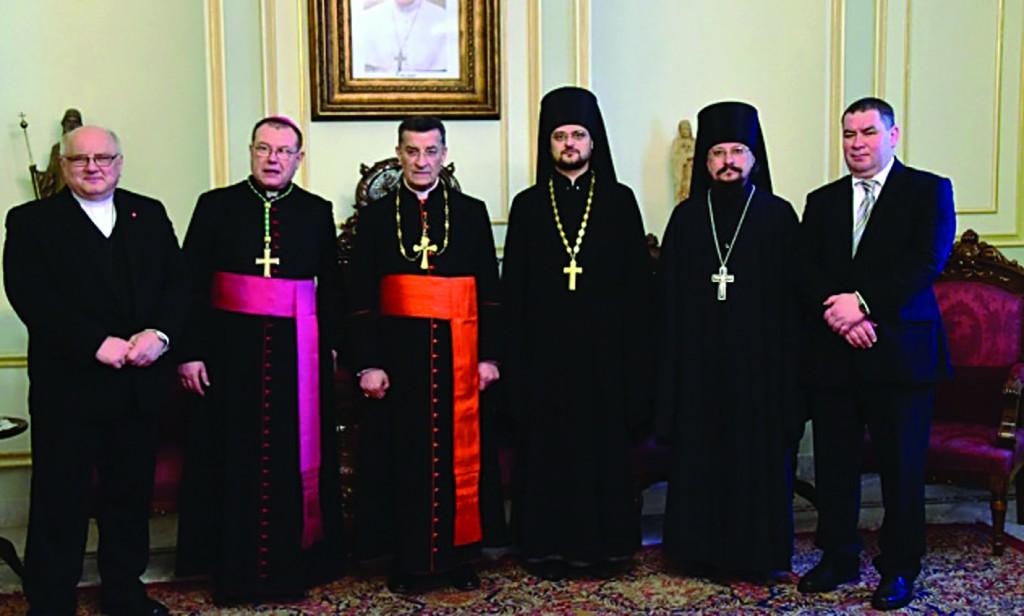 _____PEZZI aiuto ai cristiani in SIRIA