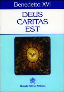 deus caritas est litterae enciclica