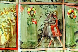 Cathedral Gurk, Carinthia Esorcismo diavoli