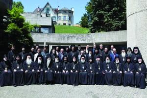 Chambesy, Switzerland, Orthodox Christian communion