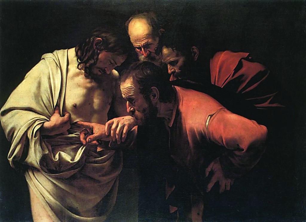 Incredulit‡ di san Tommaso (Caravaggio)