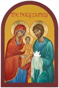 Icon of the Holy Family_BLPP, 8/25/14, 6:17 PM, 16C, 4664x7016 (592+485), 100%, Better Push 6, 1/25 s, R57.0, G32.7, B50.4