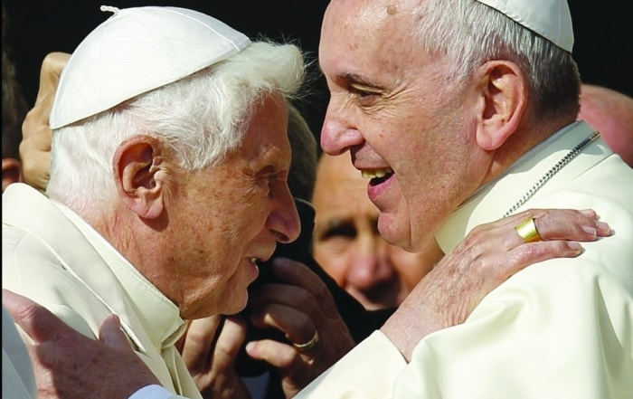 One Pope, One Petrine Ministry