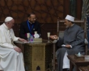 Lord Ahmad met with top Vatican officials