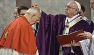 Pope at Mass: Lent is an opportunity to be simple and true