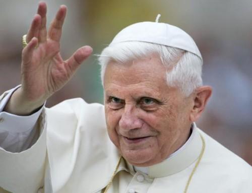 Letter #15, 2021, Fri., April 16: Happy Birthday Pope Benedict
