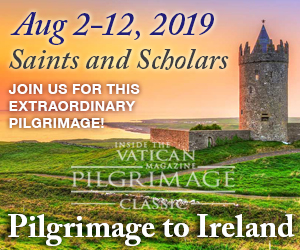 Pilgrimage to Ireland in August