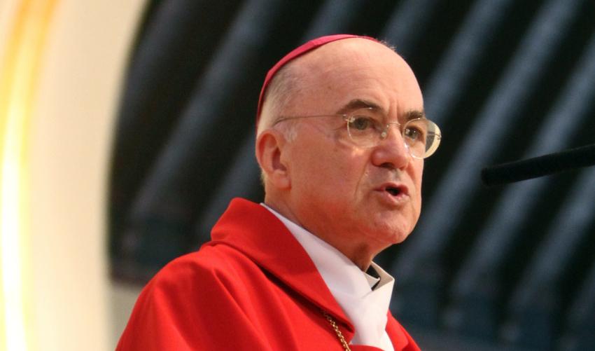 Letter #62, 2019: Viganò on the Danger of Syncretism