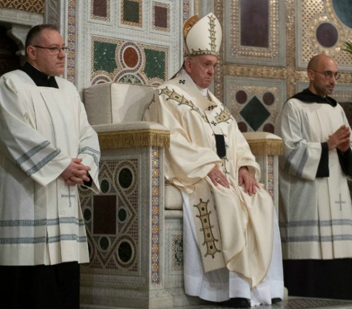 Pope at Mass: The Devil Destroys Because He Is Envious