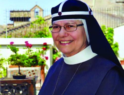 Mother Tekla Famiglietti