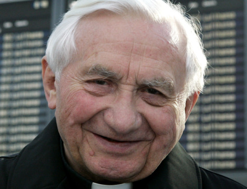 Georg Ratzinger, brother of Pope emeritus Benedict, dies in Regensburg