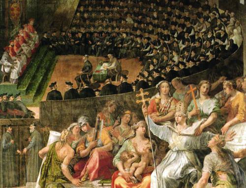 De-throning Vatican II