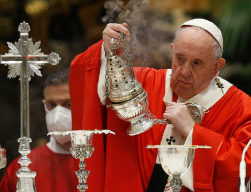 Pope on Palm Sunday: Let us ask for the grace to be amazed