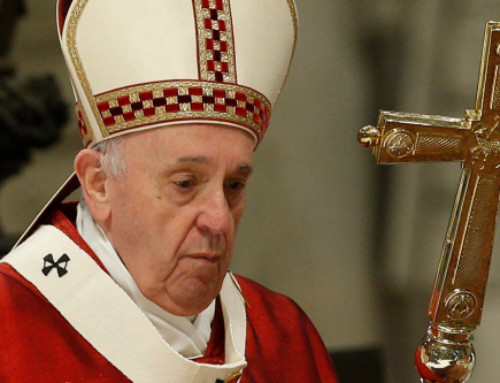 Pope on Pentecost: Open your heart to the Holy Spirit