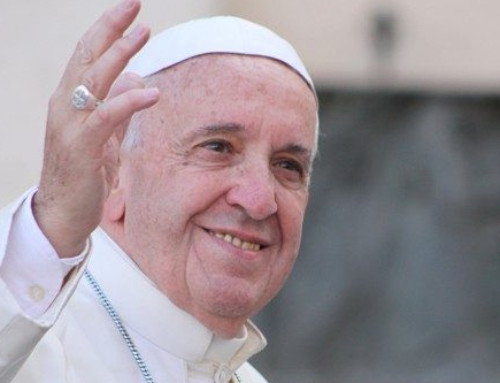 """Pope Francis thanks everyone for """"closeness and prayer"""""""