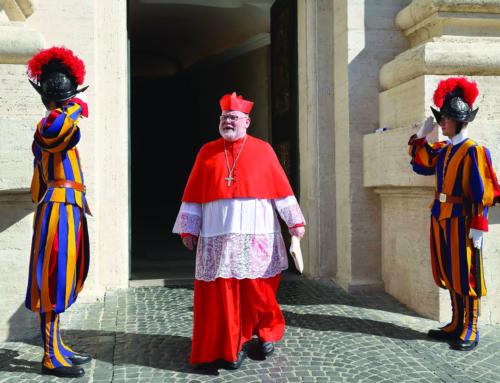 Papal advisor Cardinal Marx asks to resign