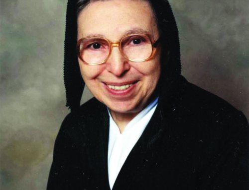 """Sr. Margherita Marchione: """"No. 1"""" defender of Pope Pius XII dies at 99"""