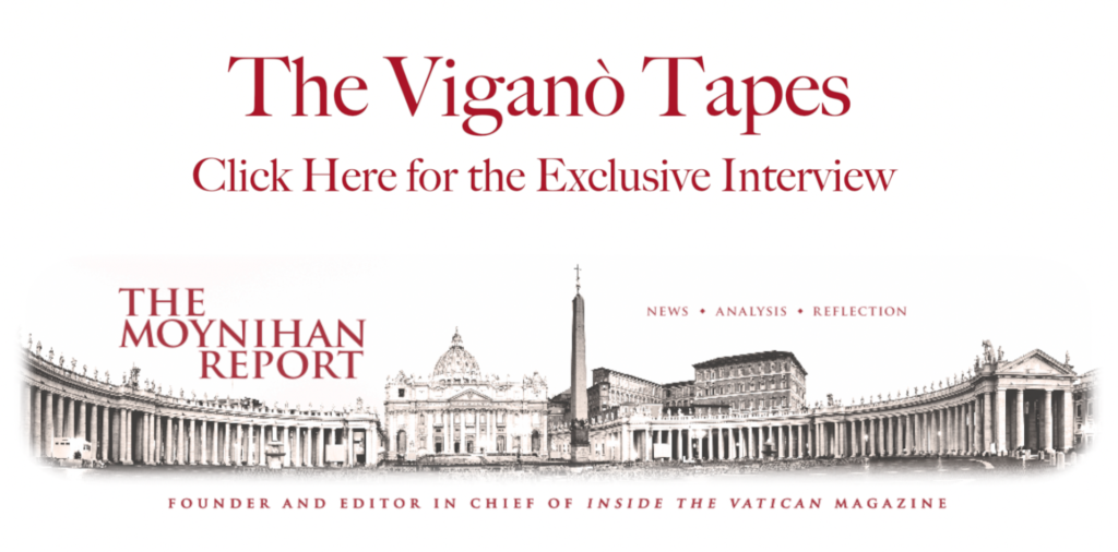 Vigano Tapes Exclusive Interview