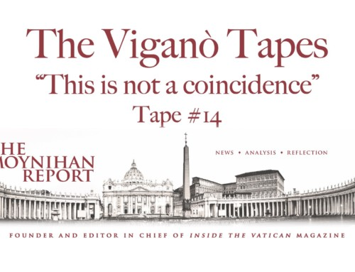 The Vigano Tapes #14