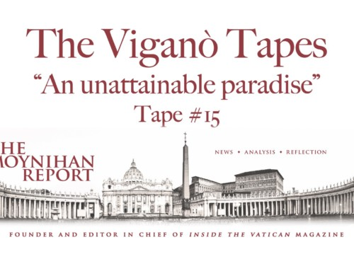 The Vigano Tapes #15