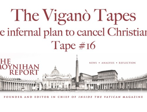 The Vigano Tapes #16