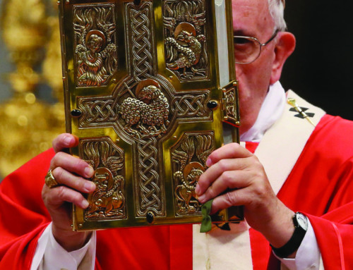 A new Papal document provokes controversy