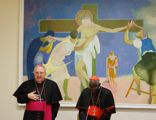 Archbishop Roche says Vatican II is the guide for liturgical reform
